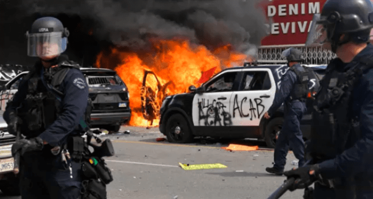 Michael Letts: Point Of View On ANTIFA and RACIAL Insensitivity on BLACK Lives
