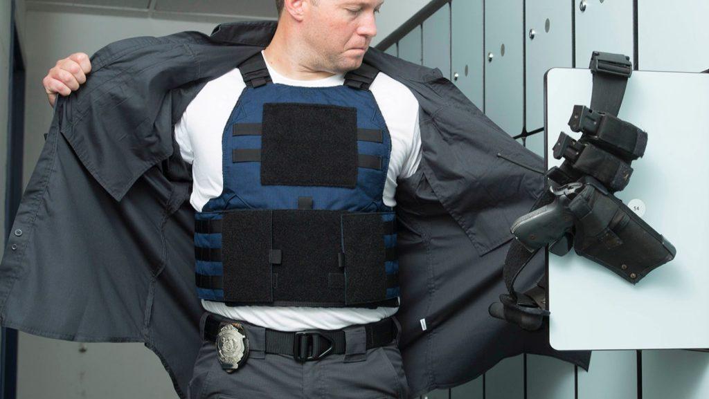 Ballistic Fiber vests