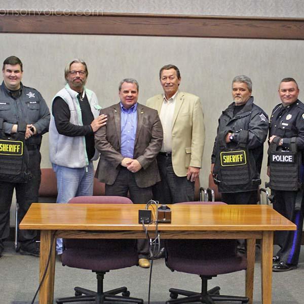 bulletproof vests program